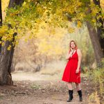Albuquerque Autumn Bosque Portraits