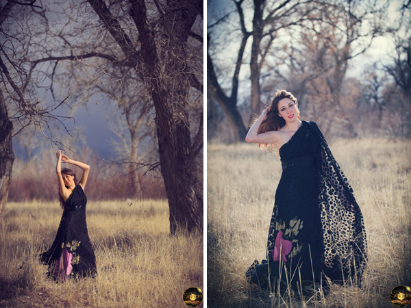 Fine Art Portraits – Bosque, Albuquerque