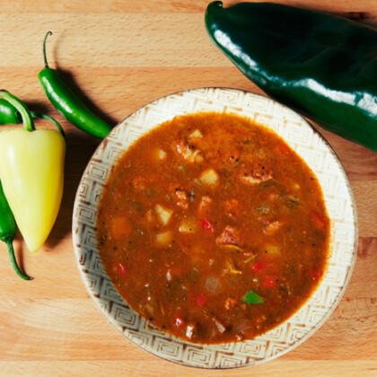 Soup & Salad Photography